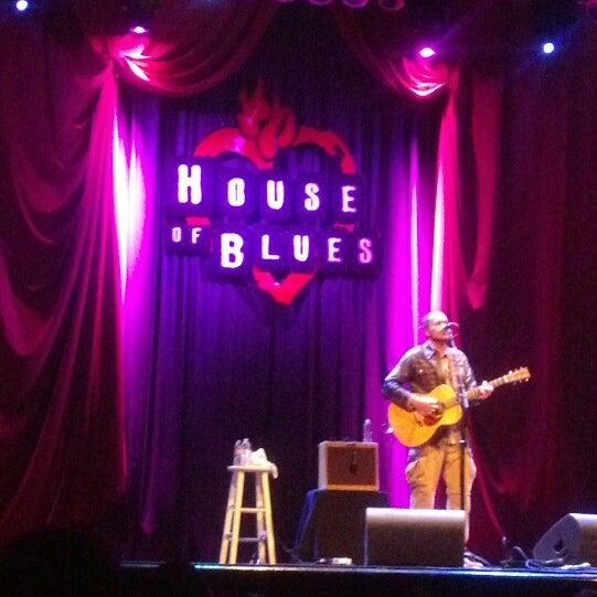 3/23/2013에 Jason N.님이 House of Blues에서 찍은 사진