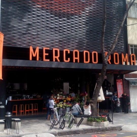 9/21/2014에 Fernando P.님이 Mercado Roma에서 찍은 사진