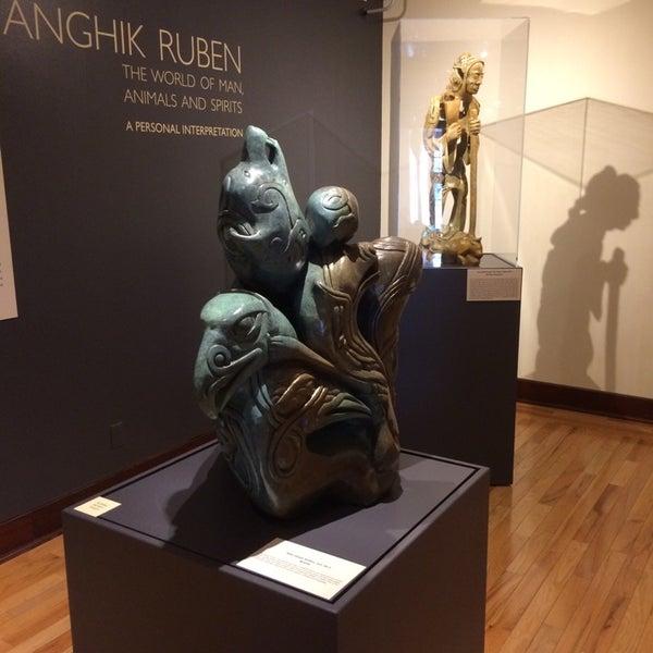 Das Foto wurde bei The Rockwell Museum von Christoph am 7/7/2014 aufgenommen