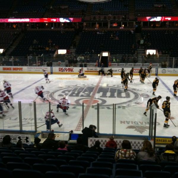 1/1/2013 tarihinde Devin S.ziyaretçi tarafından Northlands Coliseum'de çekilen fotoğraf