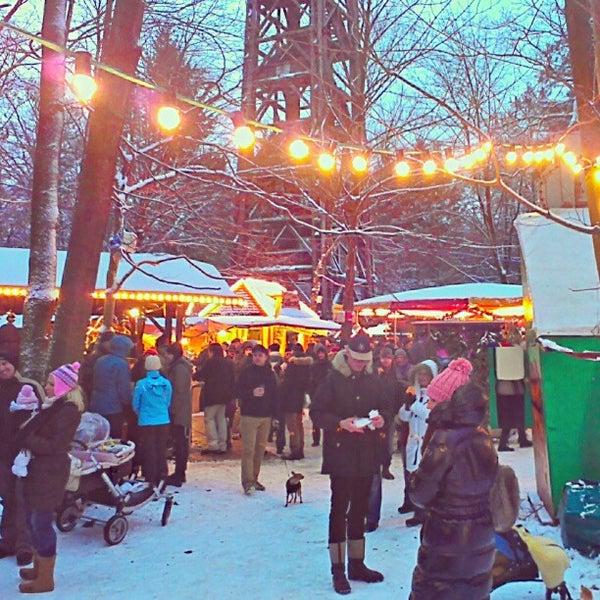 Weihnachtsmarkt Am Goetheturm.Photos At Sachsenhäuser Weihnachtsmarkt Now Closed Frankfurt Am