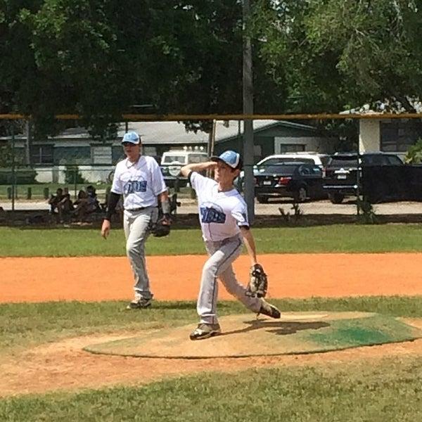 Forest Hills Baseball Park Village Of Tampa Tampa Fl