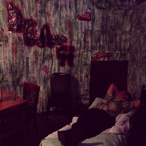 10/27/2012にBLISSがTeak Neighborhood Grillで撮った写真