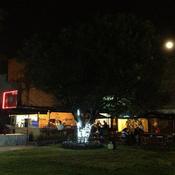 La Patrona Café En Plein Air