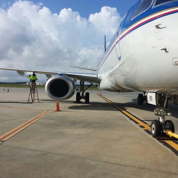 10/5/2013にSabrina Z.がGulfport-Biloxi International Airport (GPT)で撮った写真