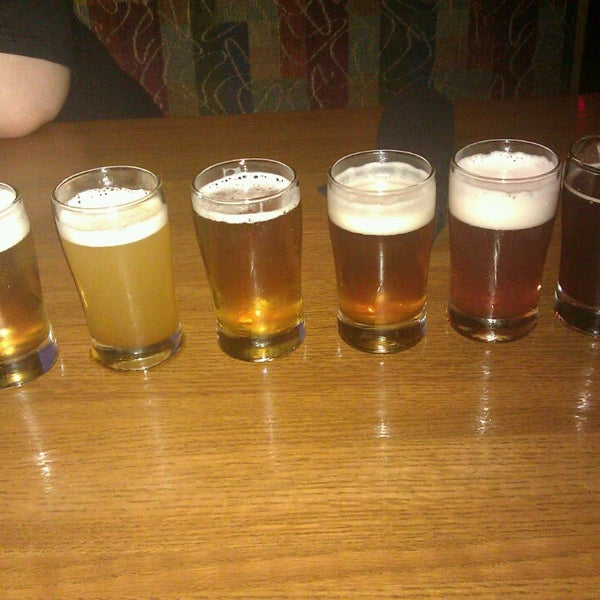 Photo taken at Rock Bottom Restaurant & Brewery by Summer M. on 7/