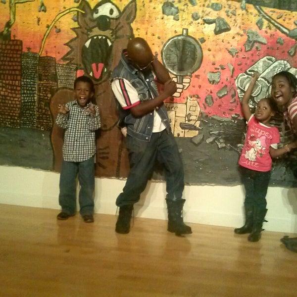 Foto scattata a Bronx Museum of the Arts da Hustle H. il 5/5/2013