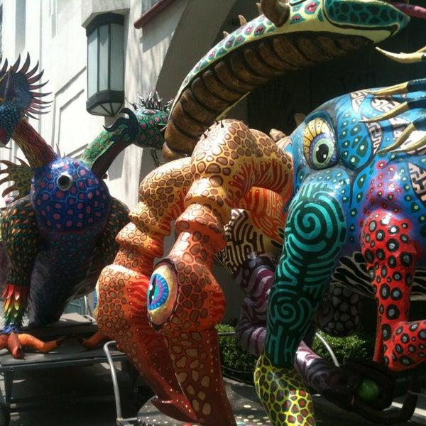 Снимок сделан в Museo de Arte Popular пользователем Lucy E. 3/26/2013