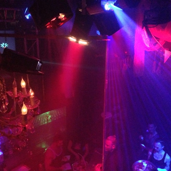 Going To A Gay Bar Is A Lot Like Going To A Contemporary Church Worship Service