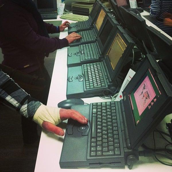 1/25/2013에 Никита Н.님이 Moscow Apple Museum에서 찍은 사진