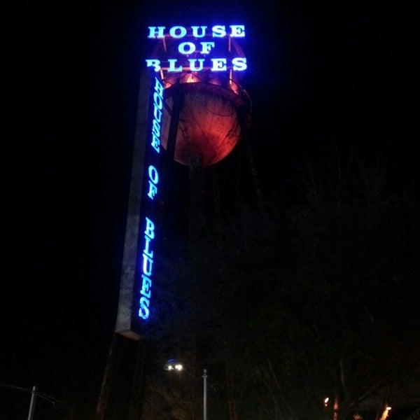 2/19/2013에 Waldyr S.님이 House of Blues에서 찍은 사진