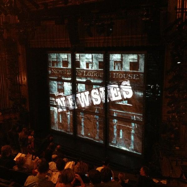 3/27/2013にLauren O.がNederlander Theatreで撮った写真