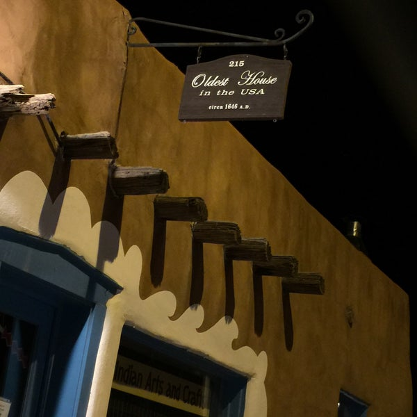 Photos at The Oldest House in the USA - Downtown Santa Fe