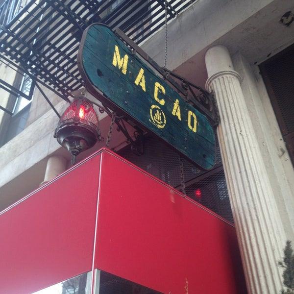 Das Foto wurde bei Macao Trading Co. von Jenn P. am 4/5/2013 aufgenommen