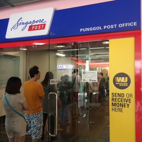 Photos at Singapore Post - Post Office in Punggol