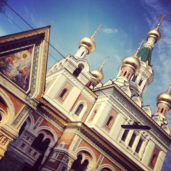russisch orthodoxe kathedrale zum heiligen nikolaus. Black Bedroom Furniture Sets. Home Design Ideas
