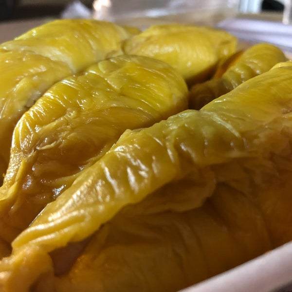 "Photo prise au ""Combat"" Top Quality Durian par Helen Do (. le3/27/2018"