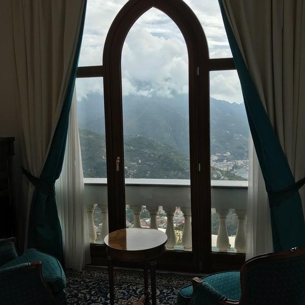 Foto diambil di Hotel Palazzo Avino oleh Andrew A. pada 10/18/2016