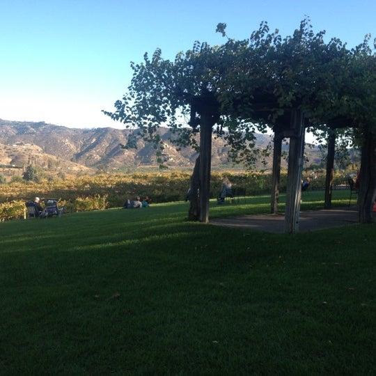 รูปภาพถ่ายที่ Orfila Vineyards and Winery โดย elisha เมื่อ 11/11/2012