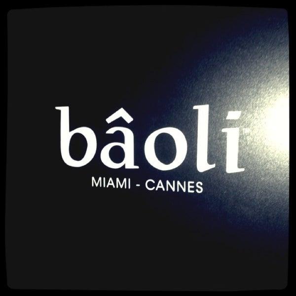 3/22/2013에 Kirill S.님이 Bâoli Miami에서 찍은 사진