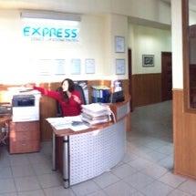"""2/12/2013 tarihinde Eugen D.ziyaretçi tarafından Компания """"Экспресс""""'de çekilen fotoğraf"""