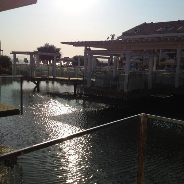 Снимок сделан в Jiva Beach Resort пользователем da s. 7/12/2013