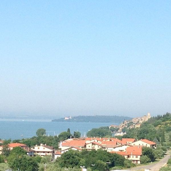 6/10/2014 tarihinde Livia M.ziyaretçi tarafından Passignano sul Trasimeno'de çekilen fotoğraf