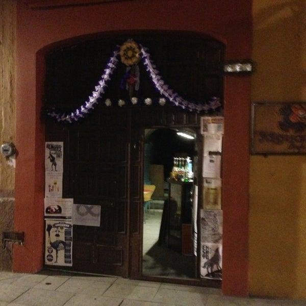 Foto tomada en Café Jaguar Yuú por Luis Felipe S. el 3/29/2013