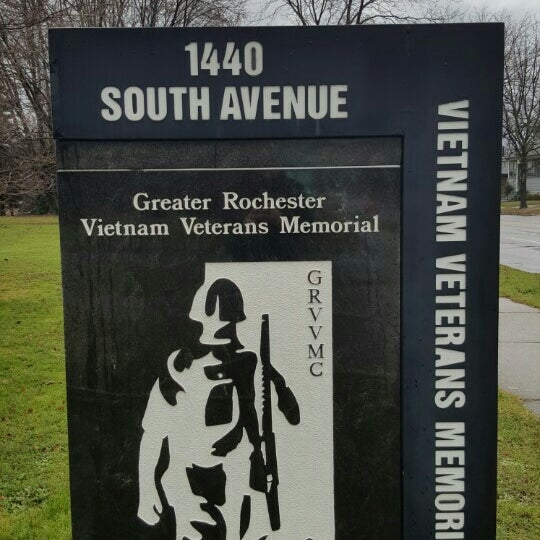 Photos At Vietnam Veterans Memorial Of Greater Rochester Sculpture