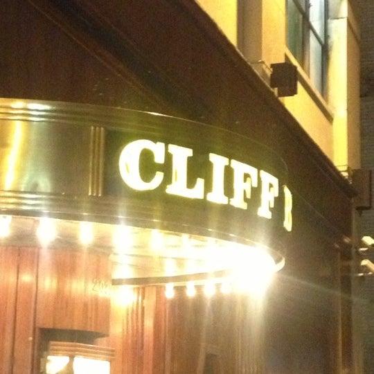 Photo prise au Cliff Bell's par Marc P. le11/4/2012