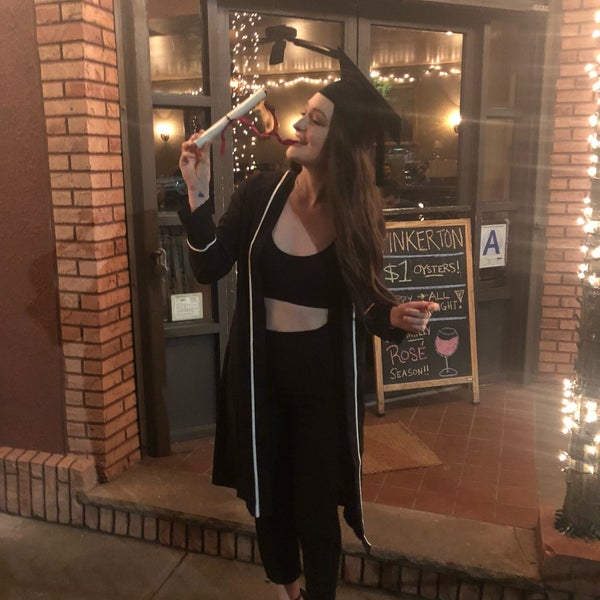 รูปภาพถ่ายที่ Pinkerton Wine Bar โดย Kristina K. เมื่อ 5/23/2018