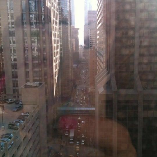 11/16/2012 tarihinde Alexa D.ziyaretçi tarafından MileNorth, A Chicago Hotel'de çekilen fotoğraf