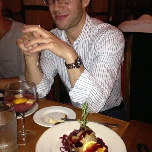 7/24/2013にSofia U.がTasca Spanish Tapas Restaurant & Barで撮った写真