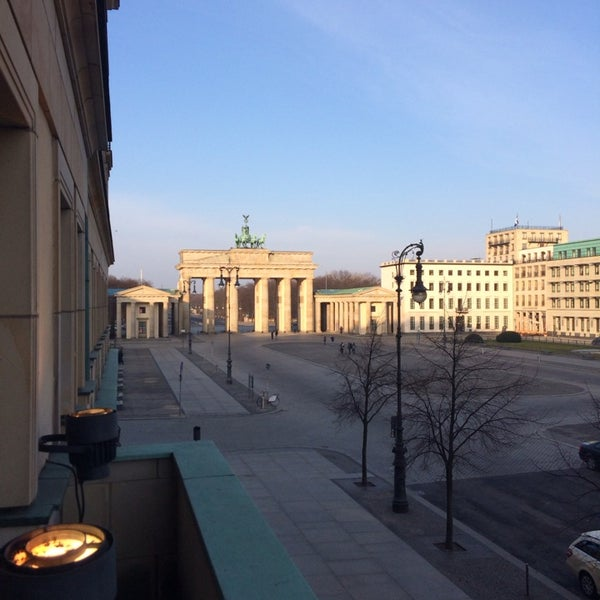 3/1/2014에 Sascha🆎 N.님이 Hotel Adlon Kempinski Berlin에서 찍은 사진