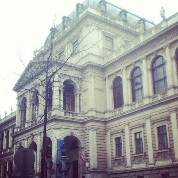 Foto tomada en Universität Wien por Sasha P. el 2/2/2013