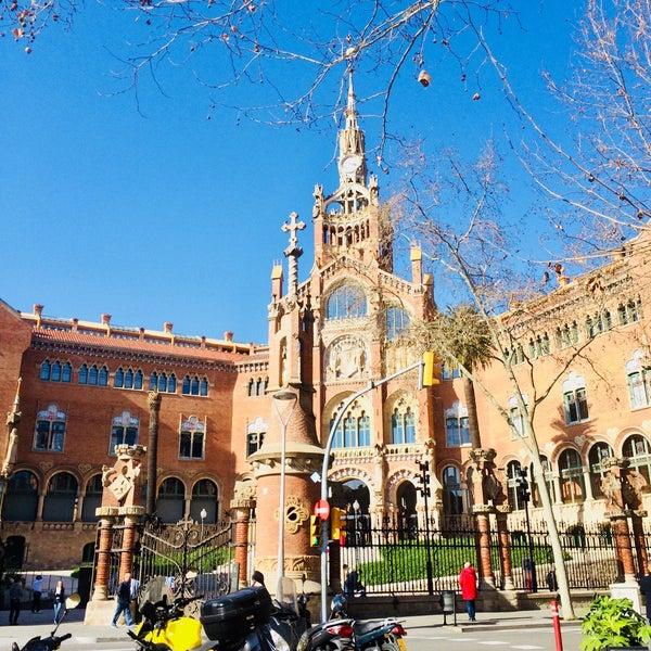 Foto tomada en Recinto Modernista de Sant Pau por СашаВяль Barceloner.com el 2/24/2019