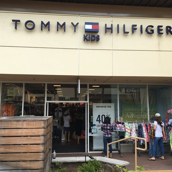 4843e3ee6 Photo taken at Tommy Hilfiger Company Store by Ryan T. on 5/31/