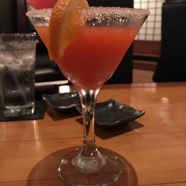 Das Foto wurde bei Mura Japanese Restaurant von Christian A. am 9/26/2017 aufgenommen