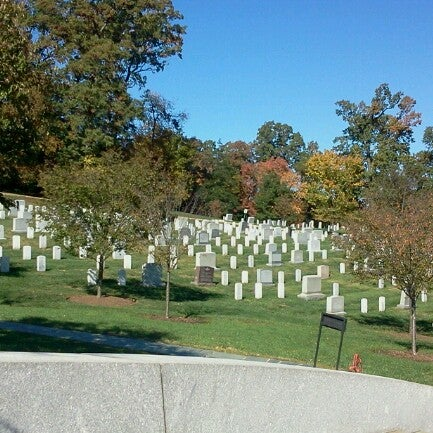 Photo prise au Arlington National Cemetery par Soly k. le10/22/2012