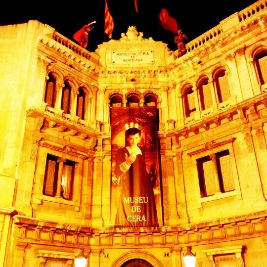 11/21/2012にСергей Л.がMuseu de Cera de Barcelonaで撮った写真