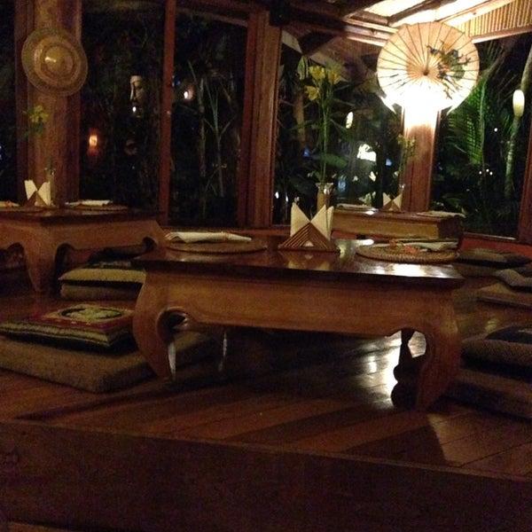 Foto tirada no(a) Restaurante Tigre Asiático por Guilherme P. em 2/21/2014