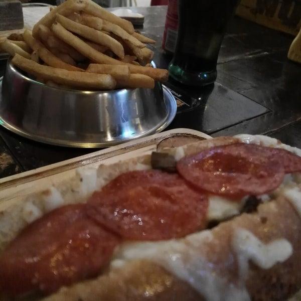 Los hot dogs deliciosos y el servicio de primera. El concepto está padrisimo