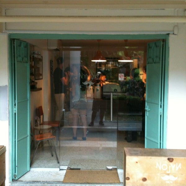 6/2/2013にRanggi A.がNylon Coffee Roastersで撮った写真