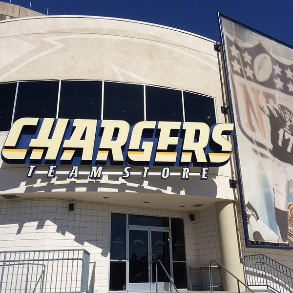 Chargers Team Store (Now Closed)
