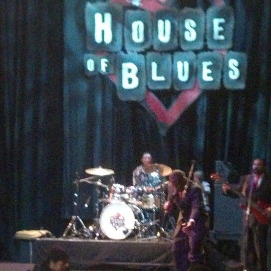 2/24/2013에 Victor F.님이 House of Blues에서 찍은 사진