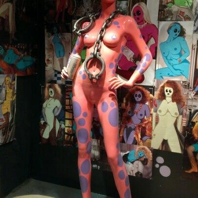 1/23/2013에 Mikhail B.님이 Museum of Sex에서 찍은 사진