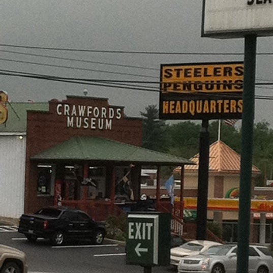 Top Crawford's Museum and 50 States Gifts and Souvenirs Gift Shop in