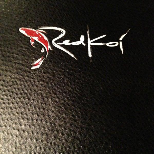 Das Foto wurde bei Red Koi Thai & Sushi Lounge von Lao R. am 5/7/2013 aufgenommen