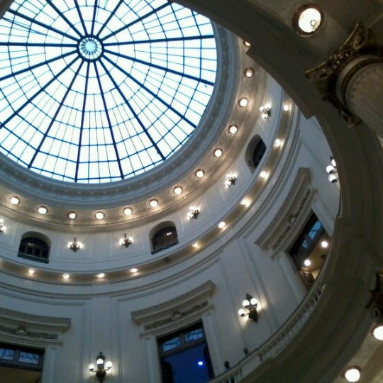 Photo taken at Centro Cultural Banco do Brasil (CCBB) by Kelson M. on 3/30/2013