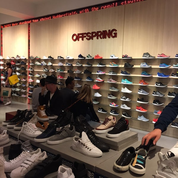Offspring - Shoe Store in Covent Garden